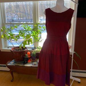 Lindy Bop Audrey swing dress